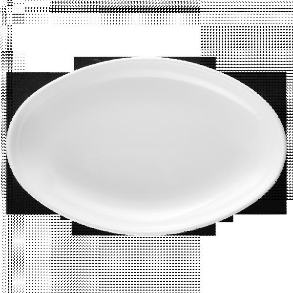 Schale Meran 23,5cm weiß (Bananensplitt)