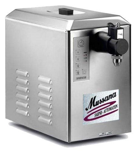 Sahnemaschine 6 Liter Mussana Lady