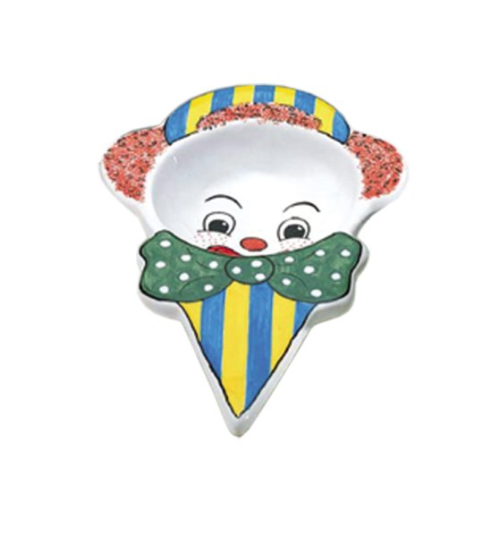 Clown Keramik