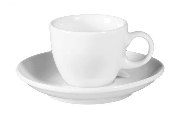 Meran (Tipico) 1132 Espresso-Tasse 0,09 kompl. weiss