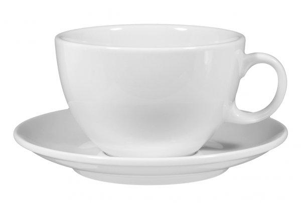 Meran Tasse 0,37 kompl. weiss