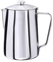 Kaffeekanne Inox 0,9 Ltr.